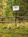 Cmentarz z I wojny światowej lata 1914-1918 Gnieździska 17.JPG