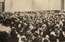 Congreso fundacional de la CNT en 1910