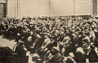 Anarcho-syndicalism - The 1910 Congress in which the Spanish CNT was established