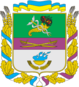 Coat of Arms of Balakliyskiy Raion in Kharkiv Oblast.png