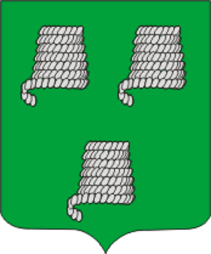Dobrush District - Coat of arms