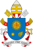 Coat of arms of Franciscus.svg