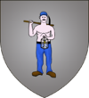 Coat of arms of Rumelange
