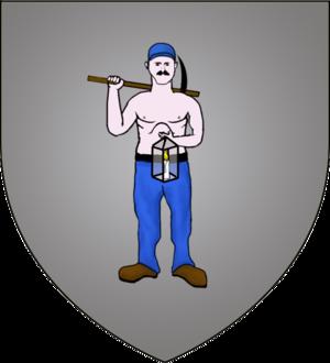 Rumelange - Image: Coat of arms rumelange luxbrg