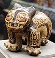 Coclé (panama), giaguaro in terracotta, 850-1100 dc ca. 02.jpg