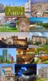 Collage de la ciudad de Vitoria, capital del País Vasco, España.png