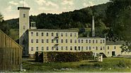 Collins Woolen Mill, Gilsum, NH