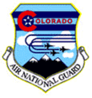 Colorado Air National Guard - Image: Colo Air National Guard Badge