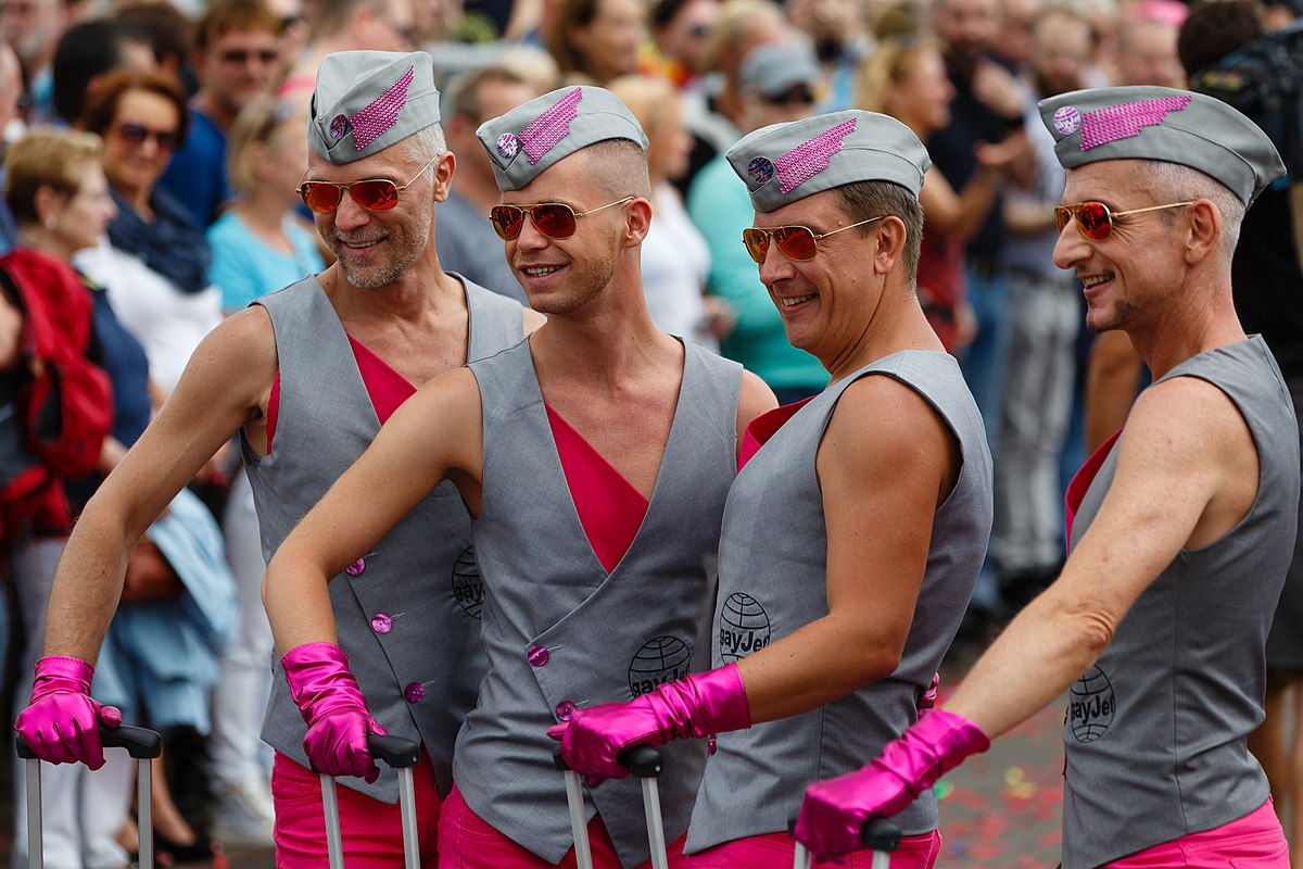 File:Cologne Germany Cologne-Gay-Pride-2016 Parade-020a