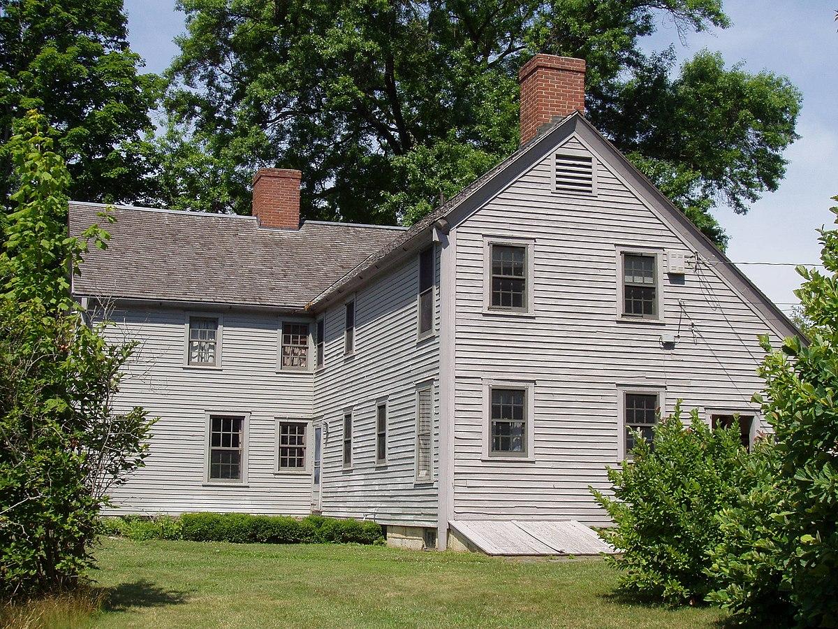 Colonel John Ashley House - Wikipedia