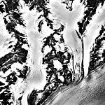 Columbia Glacier, Cirque Glaciers and Valley Glacier, August 22, 1987 (GLACIERS 1412).jpg