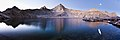 Columbine Lake Panorama (8090458406).jpg