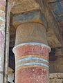 Column of Akhmenu Hall (Luxor).jpg