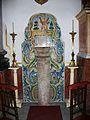 Columna de sant Vicent Màrtir, església de santa Mònica de València.JPG