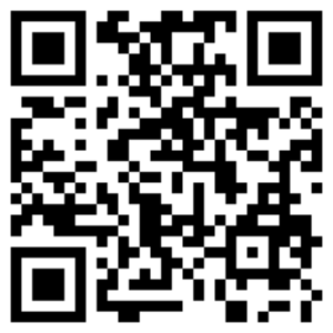 Binary data - A binary image of a QR Code, representing 1 bit per pixel, as opposed to a typical 24-bit true color image.