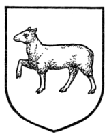 Fig. 397.—Sheep passant.