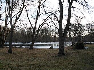 Billerica, Massachusetts - Concord River, North Billerica