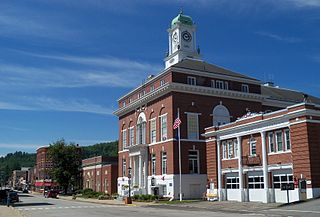 Rumford, Maine Town in Maine, United States