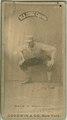 Connie Mack, Washington Statesmen, baseball card portrait LCCN2007686956.tif