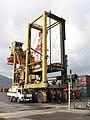 Container handling 福井県 敦賀港 【 Pictures taken in Japan 】.jpg