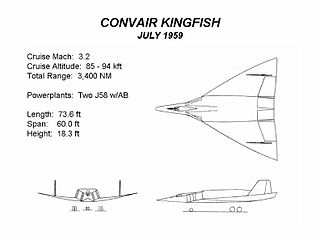 Convair Kingfish