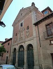 In diesem Kloster wurde Cervantes bestattet (Quelle: Wikimedia)