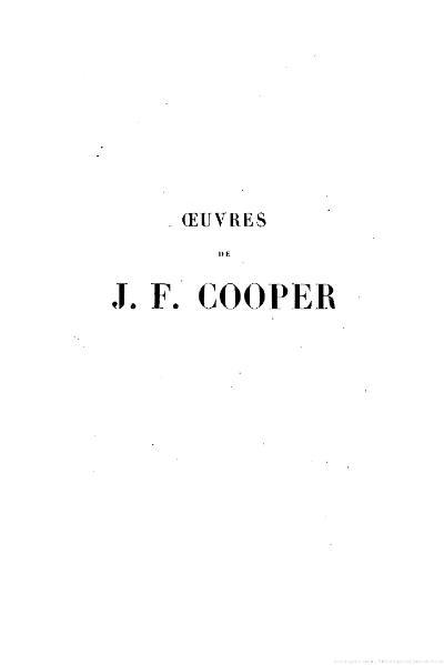 File:Cooper - Œuvres complètes, éd Gosselin, tome 5, 1839.djvu