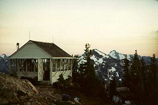 Copper Mountain Fire Lookout American historical place