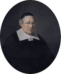 Portret of Cornelis de Koninck (ca. 1600-1658)