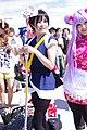 Cosplayer of Ukyo Kuonji at Comic Market 82 20120821 5.jpg