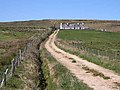 Cottage below the hill - geograph.org.uk - 1880695.jpg