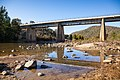 Cotter Bridge over the Murrumbidgee River Canberra 02.jpg