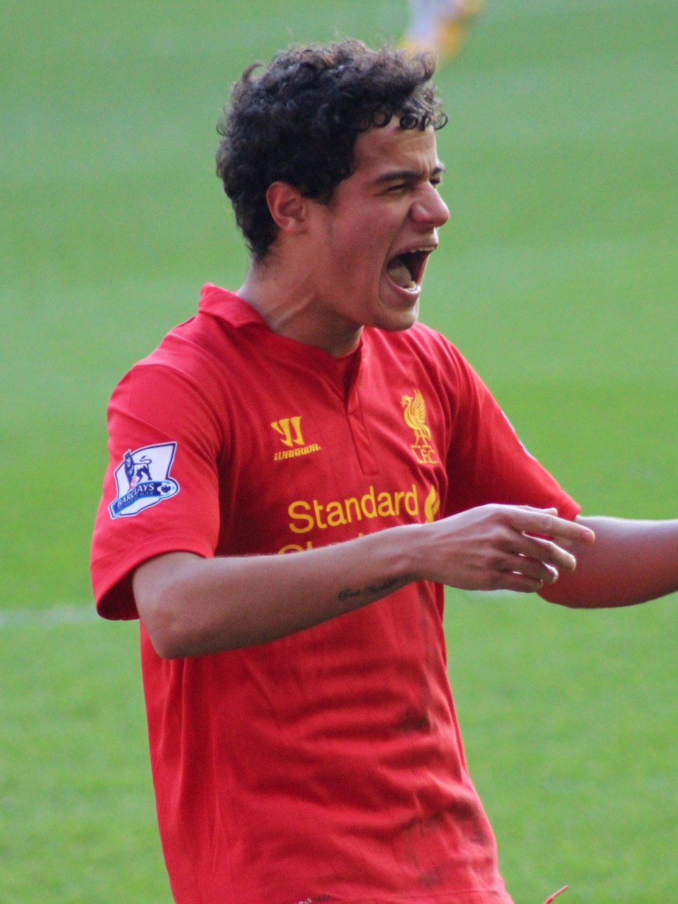 Coutinho v Swansea (cropped)