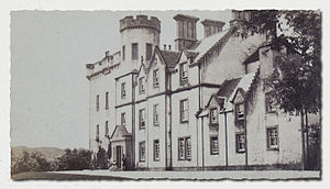 Craignish Castle - Image: Craignish old