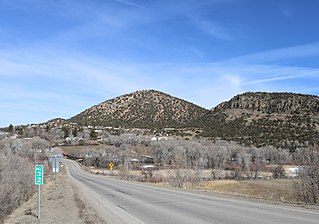 Statutory Town in Colorado, United States