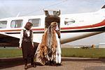 Creative Fritz Schwörer jr. und Heidi Schwörer-Weber, mit Flugzeug (1).jpg