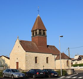 Eglise de Crimolois