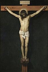 Diego Velázquez: Cristo na cruz
