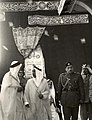 Crown Prince Talal of Jordan in Mecca, 1951.jpg