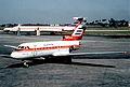 Cubana Yakovlev 40; CU-T1202@HAV, March 1987 BQI (5403179300).jpg