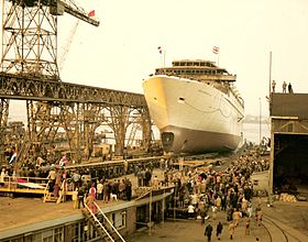 Image illustrative de l'article Cunard Ambassador