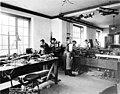 Curtiss Aeroplane and Motor Company model maker's shop, Garden City, February 24, 1919 (TRANSPORT 1157).jpg