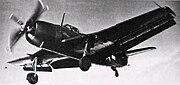 Curtiss XBTC-2 Model B landing