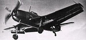 "Curtiss XBTC - The XBTC-2 ""Model B"" showing the Duplex flaps."