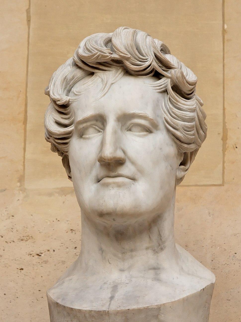 Cuvier David d'Angers Louvre RF3957