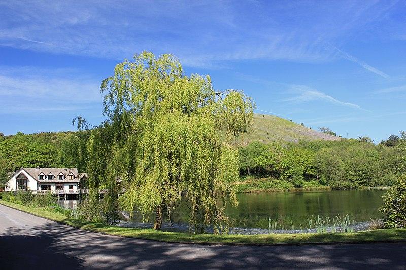ImageCwmavon old Reservoirs