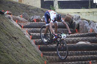 Tiago Ferreira (cyclist) cyclist, born in 1988, mountain biker
