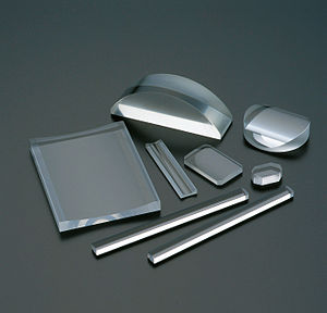 Cylindrical lens - Cylindrical lenses.