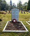 Cyril Frisby VC Grave Brookwood 2016.jpg