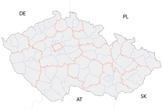 Districts of the Czech Republic